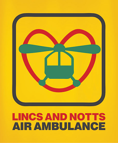 MSC is a proud supporter of the Lincs & Notts Air Ambulance