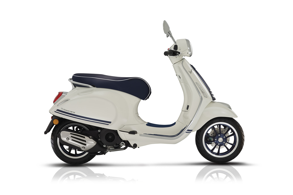 vespa primavera 125 yacht club midland scooter centre. Black Bedroom Furniture Sets. Home Design Ideas