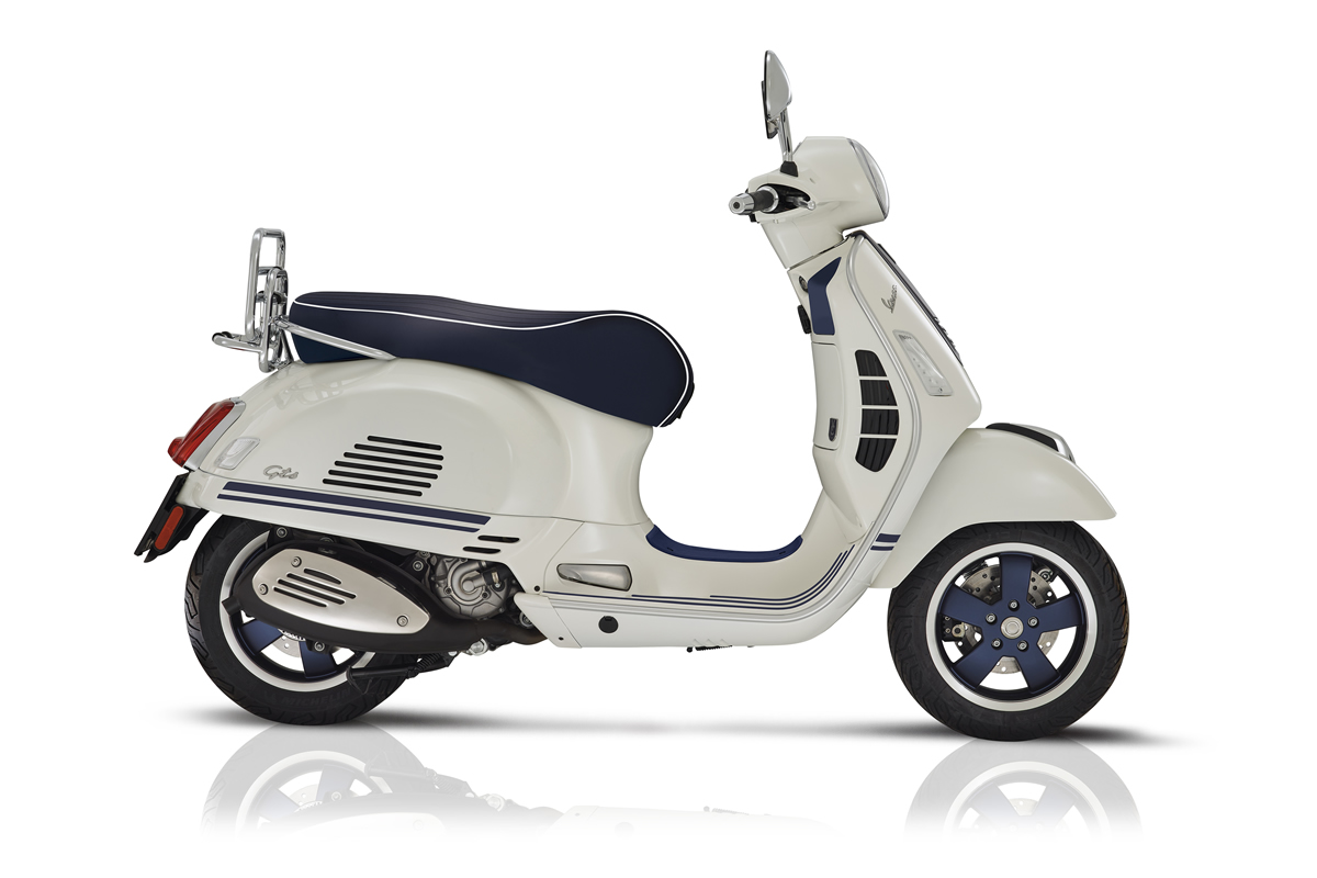 vespa gts 125 yacht club midland scooter centre msc. Black Bedroom Furniture Sets. Home Design Ideas