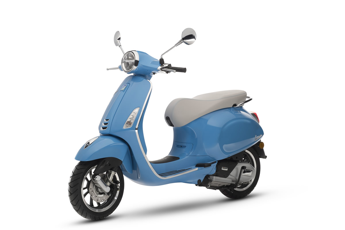 vespa primavera 125 anniversario for sale in nottingham. Black Bedroom Furniture Sets. Home Design Ideas